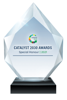 Catalyst 2030 Award