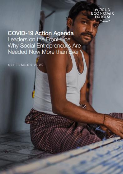 Covid-19 Action Agenda Report Cover