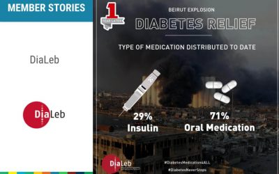 DiaLeb's Emergency Response – Diabetes Relief