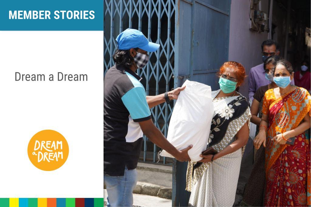 Dream a Dream Catalyst 2030 member