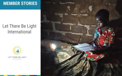 Bringing light and health to rural communities