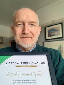 Mark Leonard Trust Award