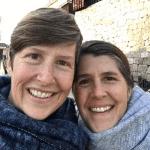 Mary Ellen and Libby Cunningham