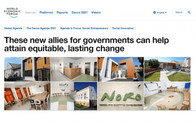 These new allies for governments can help attain equitable, lasting change